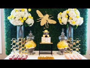 Getting Bee Baby Shower Decor Ideas For That Special Occasion
